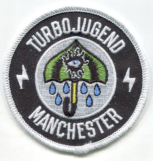 Image result for Turbo Jugend patch